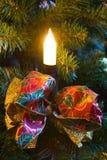 Weihnachtsleuchte Lizenzfreie Stockfotografie
