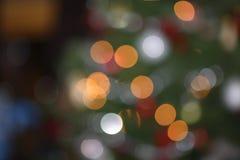 Weihnachtsleuchten Lizenzfreie Stockfotografie