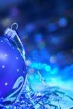 Weihnachtsleuchten Stockfotografie