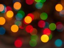 Weihnachtsleuchten Lizenzfreies Stockbild