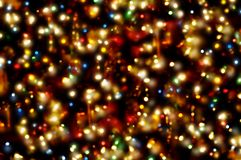 Weihnachtsleuchten Stockbilder