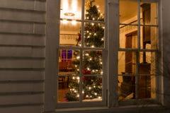 Weihnachtslichter Lizenzfreie Stockfotografie