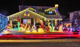 Weihnachtslichter Stockbilder