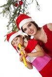 Weihnachtslied Stockbild