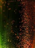 Weihnachtsluftblasen Stockbild