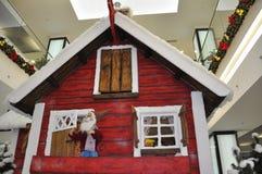 Weihnachtsmärchen-Dekoration Stockbilder