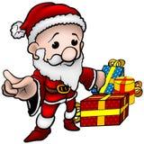 Weihnachtsmann 02 lizenzfreie abbildung