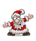 Weihnachtsmann 2 Stockfotografie