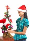 Weihnachtsmann Lizenzfreie Stockfotografie