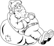 Weihnachtsmann _2 Stockbilder