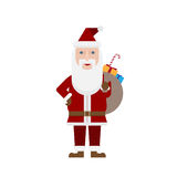 Weihnachtsmann _2 Lizenzfreie Stockfotos