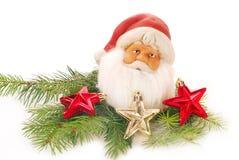 Weihnachtsmann für Weihnachten Lizenzfreies Stockfoto