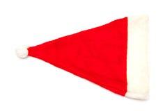 Weihnachtsmann-Hut Stockfotos
