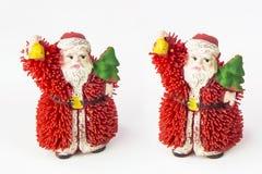 Weihnachtsmann-Puppe Lizenzfreies Stockbild