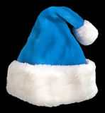 Weihnachtsmann-Schutzkappe Lizenzfreie Stockfotografie