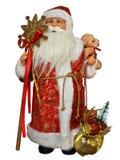 Weihnachtsmann trennte Lizenzfreies Stockbild
