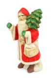 Weihnachtsmann-Weihnachtsdekoration Stockbilder