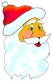 Weihnachtsmann-Weihnachtsvater lizenzfreie stockfotografie