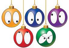Weihnachtsmarionette Stockfoto
