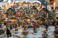 Weihnachtsmarkt Stockfotografie