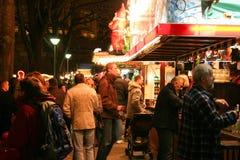 Weihnachtsmarkt in Deutschland Lizenzfreie Stockbilder