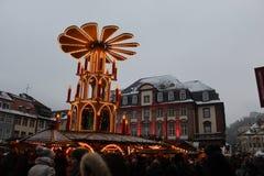 Weihnachtsmarkt royalty free stock photography