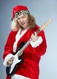 Weihnachtsmusik Stockbilder