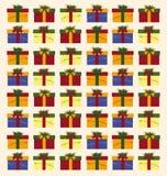 Weihnachtsmuster Lizenzfreies Stockbild