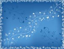 Weihnachtsmuster Stockbild