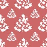 Weihnachtsmusterbaum Lizenzfreie Stockfotos
