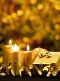 Weihnachtsnachrichten der Dekoration lizenzfreies stockbild