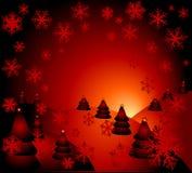 Weihnachtsnacht Lizenzfreie Stockfotos