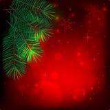 Weihnachtsnacht Lizenzfreie Stockbilder