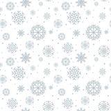 Weihnachtsnahtloses Muster Lizenzfreie Stockbilder