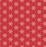 Weihnachtsnahtloses Muster lizenzfreies stockfoto