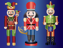 Weihnachtsnußknacker Lizenzfreies Stockfoto
