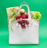 Weihnachtspakete - cadeau de Noël Photographie stock