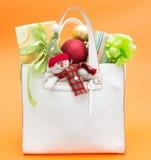 Weihnachtspakete - presente de Natal Fotos de Stock Royalty Free