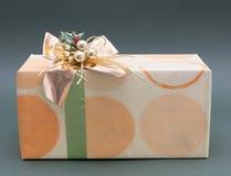 Weihnachtspakete - regalo de Navidad Fotografía de archivo libre de regalías