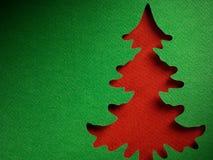 Weihnachtspapierhintergrundbeschaffenheit, papercraft Thema Lizenzfreie Stockfotografie