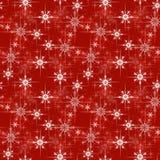 Weihnachtspapiermuster Lizenzfreies Stockbild
