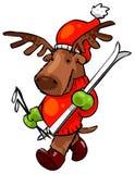 WeihnachtsPinguin #4 Lizenzfreie Stockfotos