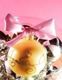 Weihnachtspostkarte Lizenzfreie Stockbilder