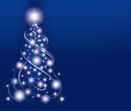 Weihnachtspostkarte Lizenzfreies Stockfoto