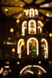 Weihnachtspyramide Стоковые Фото