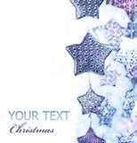 Weihnachtsrand Lizenzfreie Stockfotografie