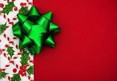 Weihnachtsrand Lizenzfreie Stockfotos