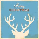 Weihnachtsren Stockfotos
