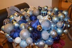 Weihnachtsriff Stockbild
