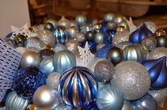 Weihnachtsriff Stockbilder